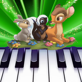 My Sweet Deer : Piano Magic Tiles Game For Kids icon