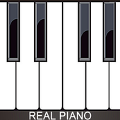 Real Piano Grand Music Perfect Piano Tiles Game icon