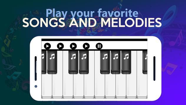 Real Piano Grand Music Perfect Piano Tiles Game screenshot 2