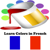 Learn Colors in French icon