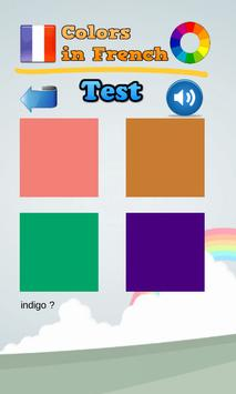Learn Colors in French apk screenshot