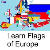 Learn Flags of Europe icon