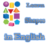 Learn Shapes in English icon
