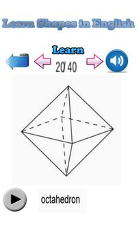 Learn Shapes in English screenshot 3