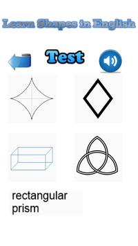 Learn Shapes in English screenshot 16