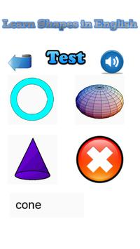 Learn Shapes in English screenshot 8