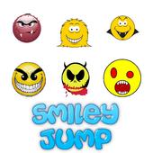 Smiley Jump icon