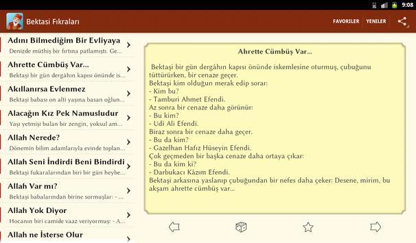 Bektaşi Fıkraları screenshot 7