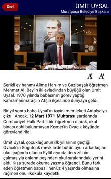 Muratpaşa Belediyesi screenshot 3