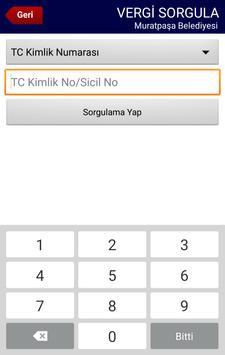 Muratpaşa Belediyesi apk screenshot