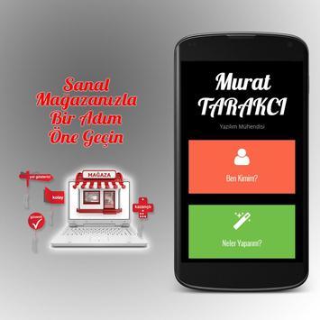 Murat TARAKCI apk screenshot