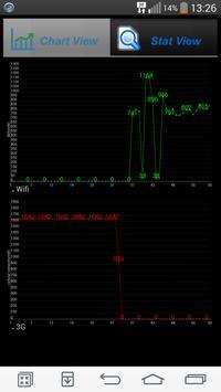 Network PowerProfiler screenshot 4