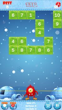 Bounzy Balls Freeze screenshot 2