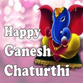 Ganesh Chaturthi Images & Greetings icon