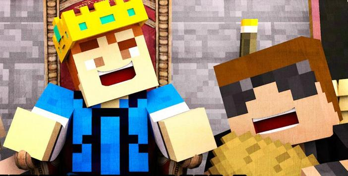 Murder Kill The King Skins For Minecraft PE For Android APK Download - Skins para minecraft pe king