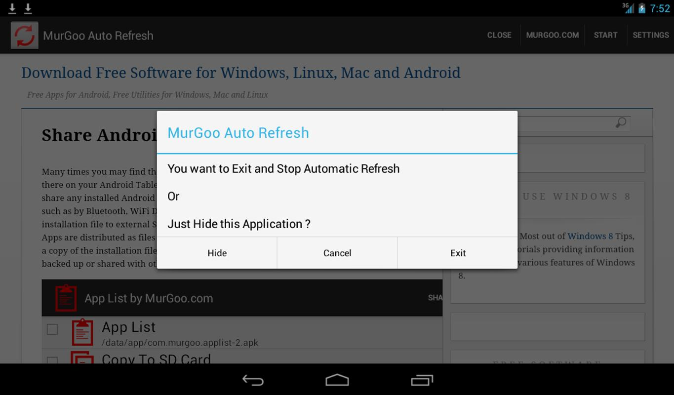 Auto Refresh Web Page Utility for Android - APK Download