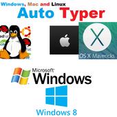 Auto Typer icon