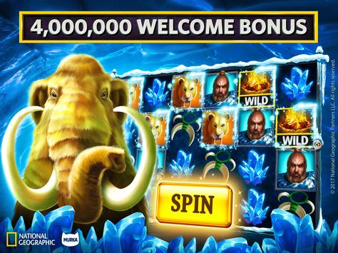 Nat Geo WILD Slots: Play Hot New Free Slot Machine poster