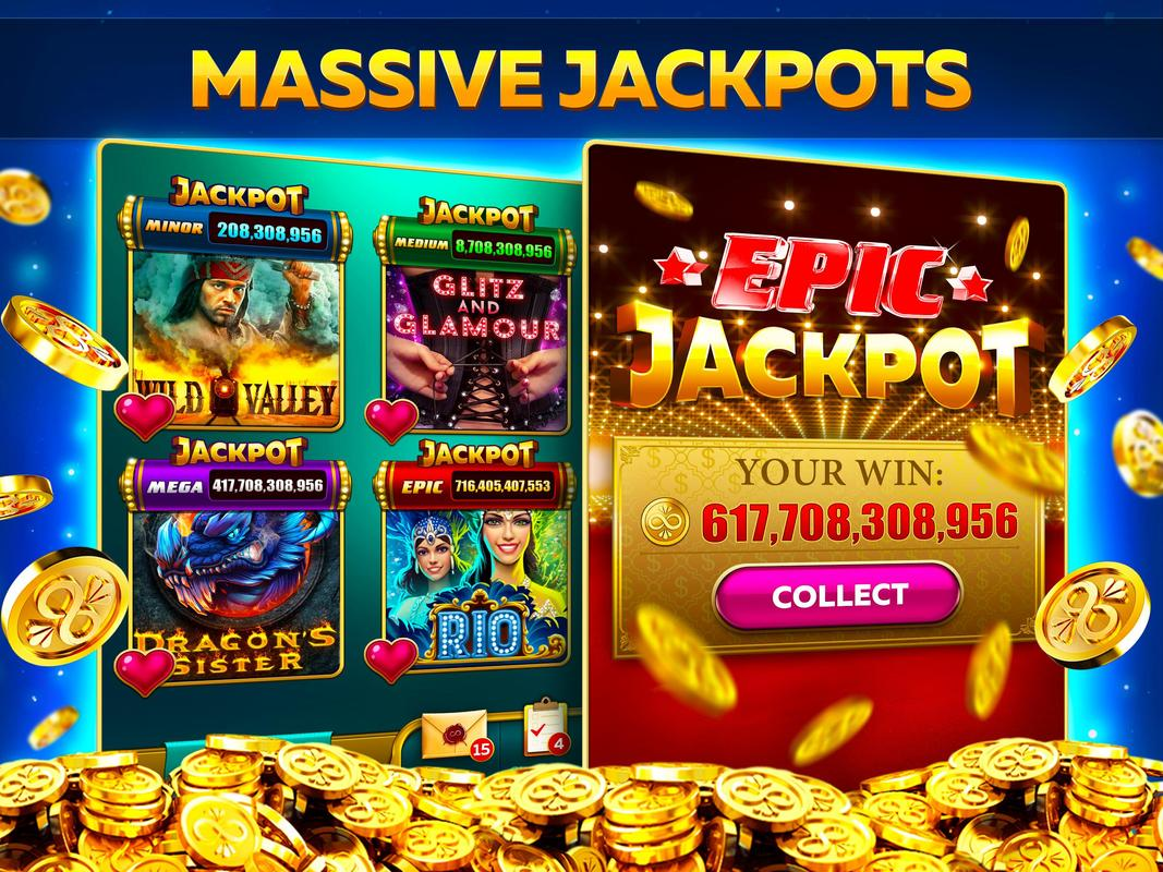 online casino for free slots