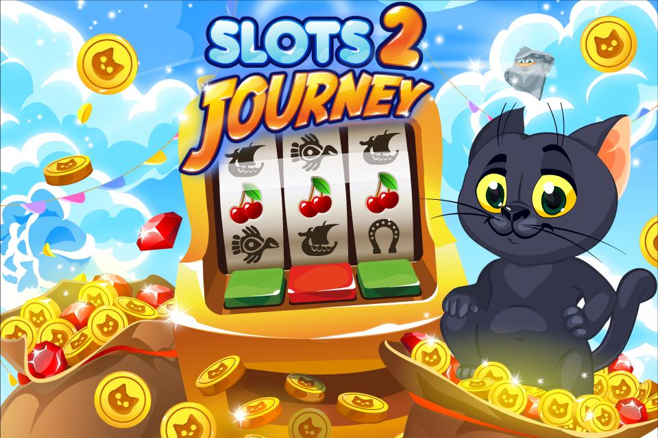 Slots Journey 2 poster