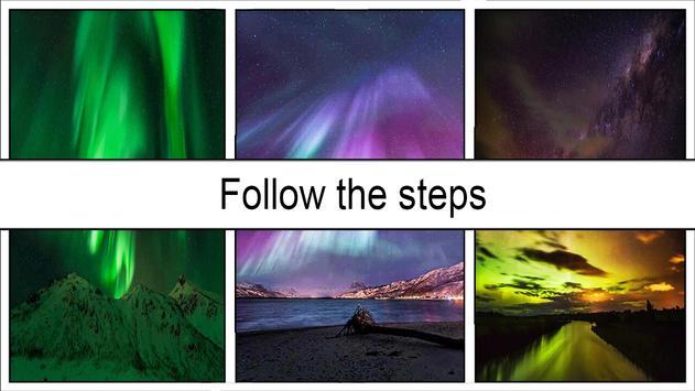 Amazing Aurora  Wallpaper screenshot 2