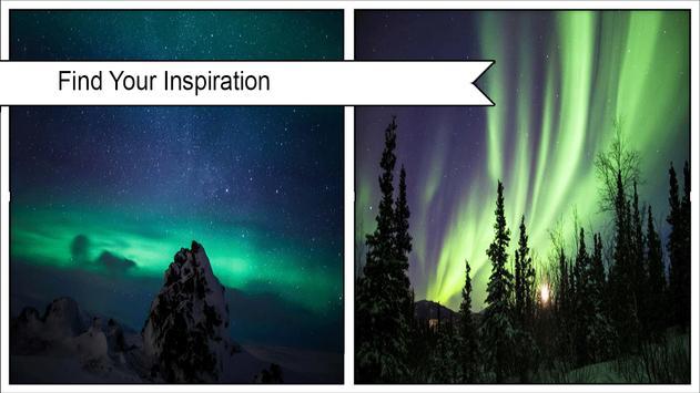 Amazing Aurora  Wallpaper screenshot 3