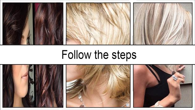 Best Hairstyles for Thick Hair apk screenshot