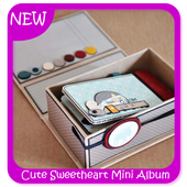 Cute Sweetheart Mini Album icon