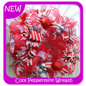 Cool Peppermint Wreath icon
