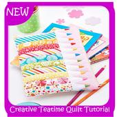 Creative Teatime Quilt Tutorial icon