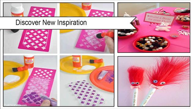 DIY Crafts Ideas poster