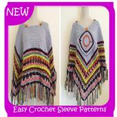 Easy Crochet Sleeve Patterns icon