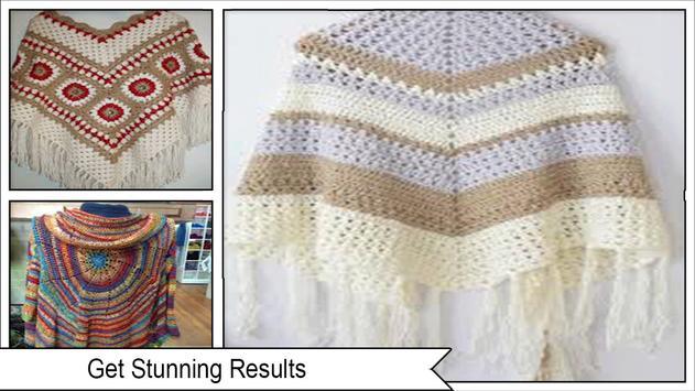 Easy Crochet Sleeve Patterns screenshot 2