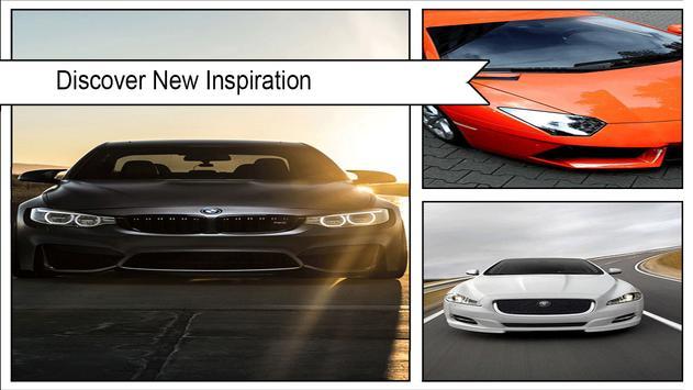 Luxury car 3D Screen Lock Wallpaper screenshot 4