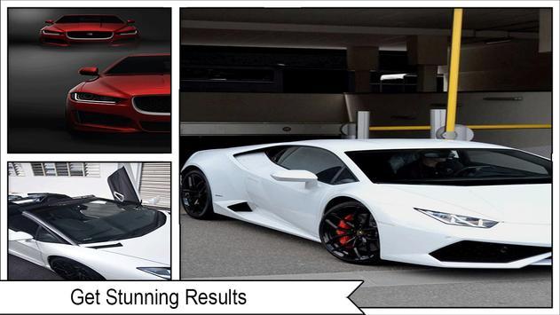 Luxury car 3D Screen Lock Wallpaper screenshot 1