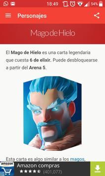 Guía para Clash Royale apk screenshot