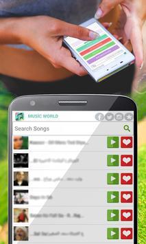 Music Player ♫  Tube Download screenshot 1