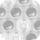 Press and Pop Bubble Wrap icon