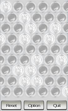 Press and Pop Bubble Wrap poster