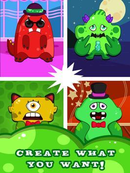 Monster Craft - create fantastic creatures! screenshot 5