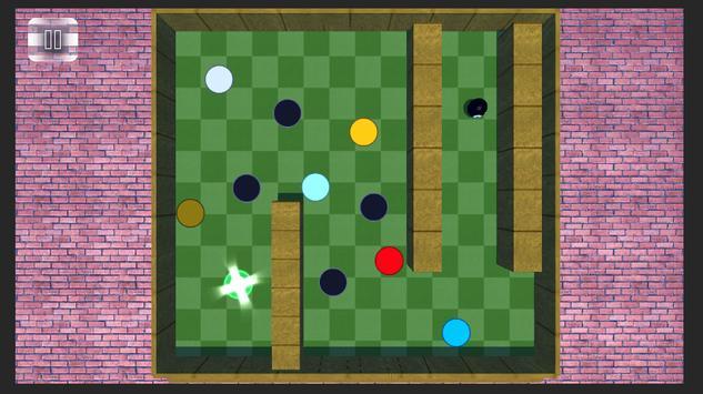 Ball Hole: Crazy Labyrinth apk screenshot