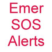 Emergency SOS Alerts icon