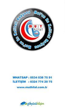 Radyo Mut Hilal poster