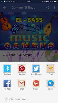 Lagu Orkes Gambus Collections apk screenshot