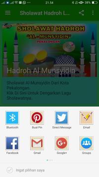 Sholawat Hadroh Lengkap apk screenshot