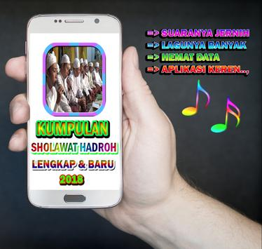 Sholawat Hadroh Lengkap Mp3 apk screenshot