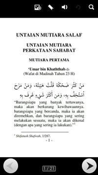 Untaian Mutiara Salaf screenshot 2