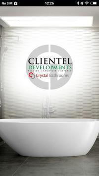 Crystal Bathrooms poster