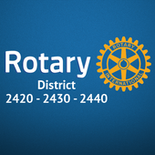Rotary District 2420-2430-2440 icon