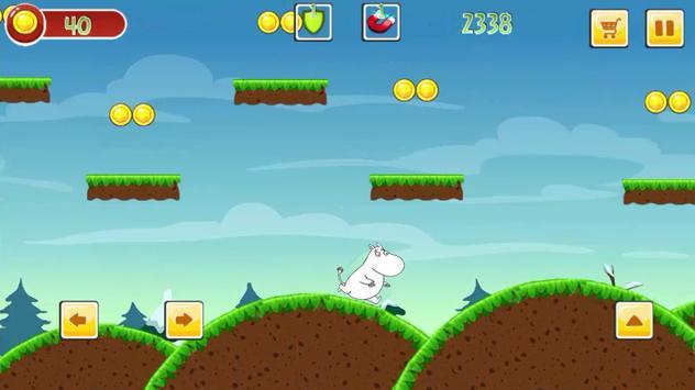 Super Moomin screenshot 1